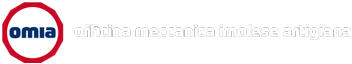 OMIA officina meccanica imolese artigiana Logo
