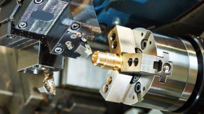 tornitura di precisione metalli e materie plastiche